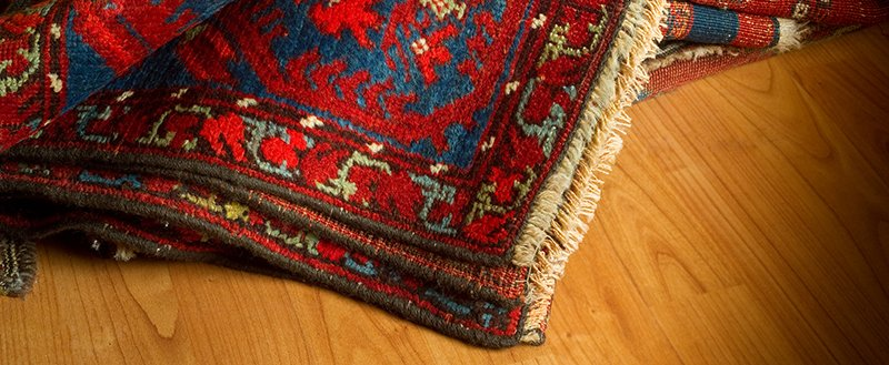 Dusting Your Oriental Rug