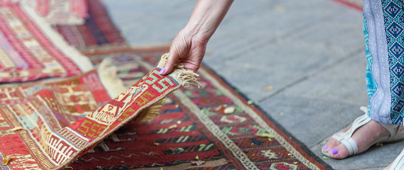 Pre-Owned Oriental Rug Cleaning